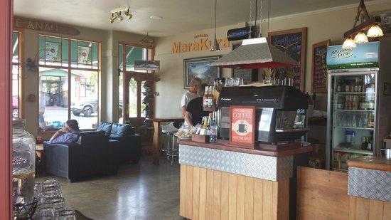 Sandfly cafe
