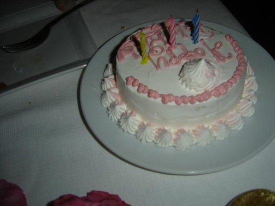 La Palmeraie Hotel: pour un anniversaire des 75 ans de mon mari ( la surprise)