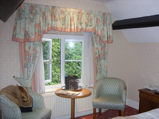 The Lymm Hotel: Bedroom