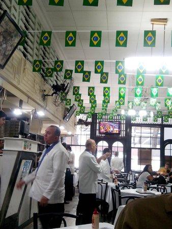 Bar Luiz: Decoração