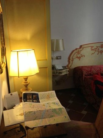 Hotel Atlantic Palace : chambre