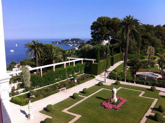 Jardins villa rothschild bild fr n villa jardins for Jardin villa rothschild