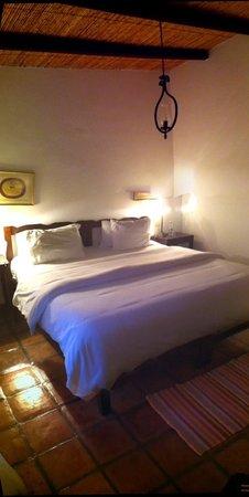 Hacienda de Molinos: La chambre