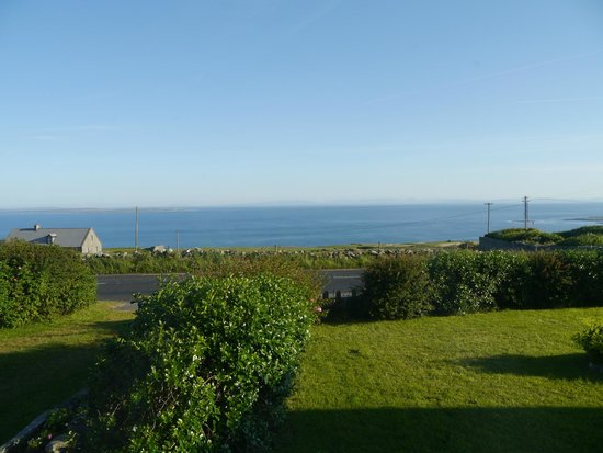 Ramblers Rest: view from room