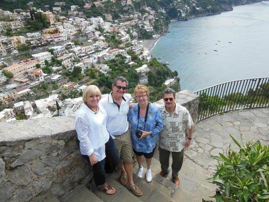 Tuscan Tour Guide - Tours: On the way to Positano