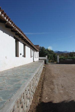 Hacienda de Molinos: La hacienda