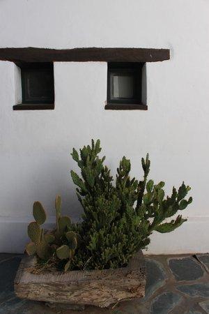 Hacienda de Molinos: Le patio