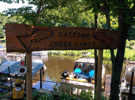 Catfish Creek Fishing Camp