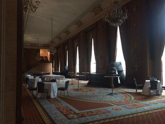 Hilton Chicago : Salón