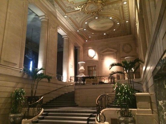Hilton Chicago : Lobby