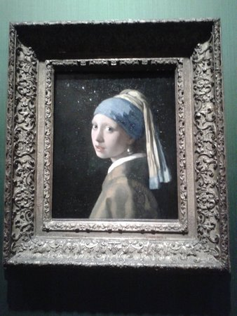 Mauritshuis : Girl with a Pearl Earring