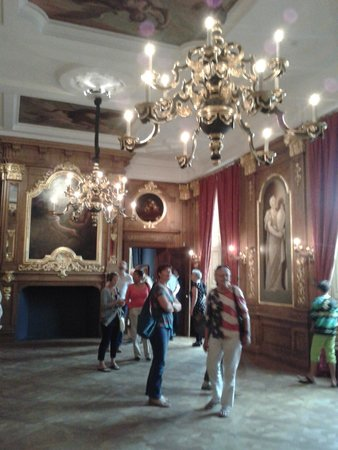 Mauritshuis : Beautifully restored museum
