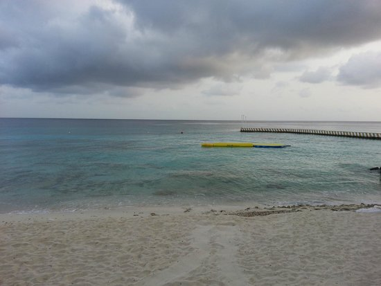 El Cozumeleno Beach Resort : View from beach