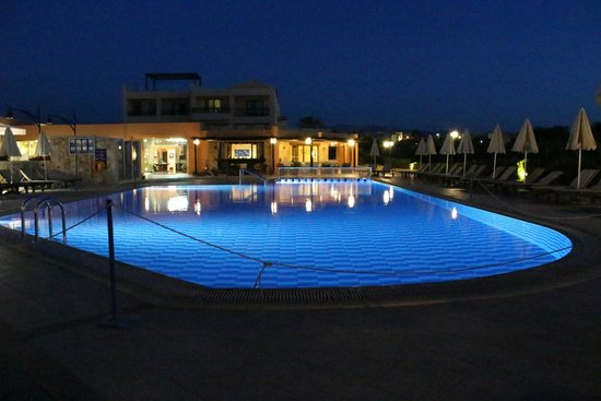 Asterion Hotel Suites and Spa : Pool
