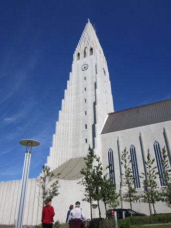 Reykjavik Excursions: The Cathedral