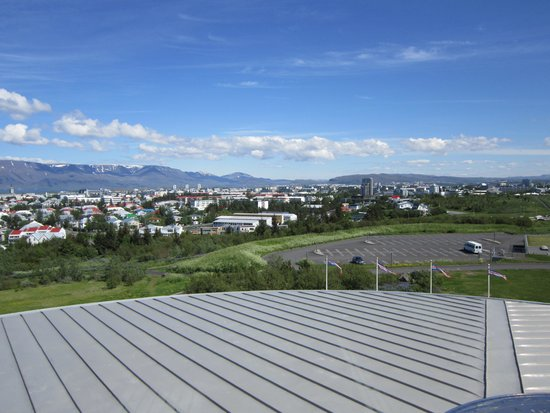 Reykjavik Excursions : View From The Pearl