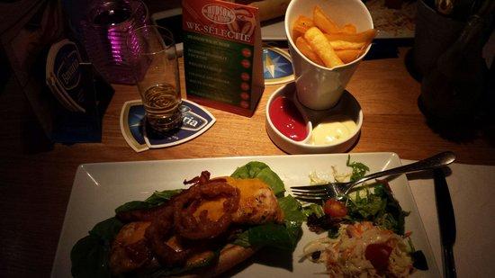 Hudson Bar & Kitchen Rotterdam: Hudson Bar & Grill Kitchen