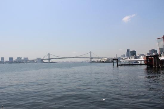 InterContinental Hotel Tokyo Bay: Tokyo bay vue de l'intercontinental