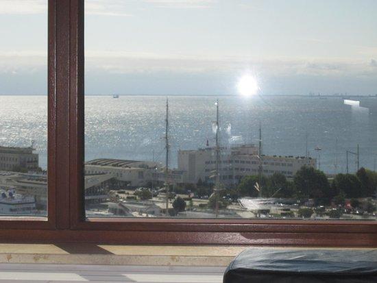 Apartamenty Sea Towers: WIDOK Z OKNA