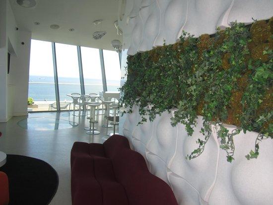 Apartamenty Sea Towers: TARAS WIDOKOWY