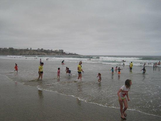 La Jolla Shores Park: La Jolla Shores - Strand beim Kellogg-Park