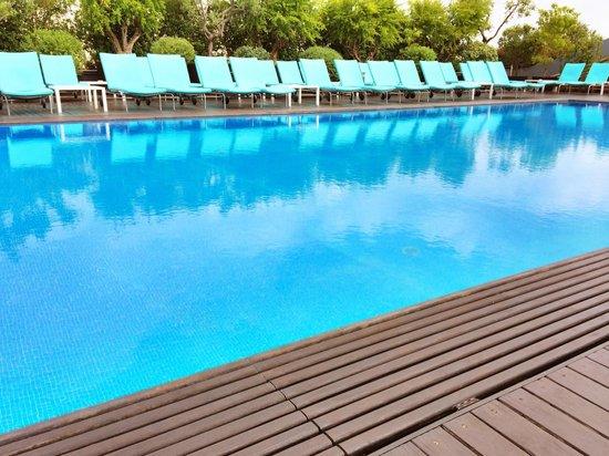 Radisson Blu es. Hotel, Roma: Pool @Radisson