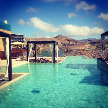 Sheraton Gran Canaria Salobre Golf Resort: Pool at the Spa