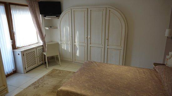 Hotel Pigeon Blanc : chambre