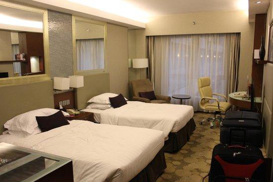 Crowne Plaza Beijing Wangfujing: Room