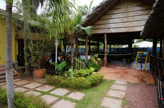 Laurier Guest House : accueil du guest house