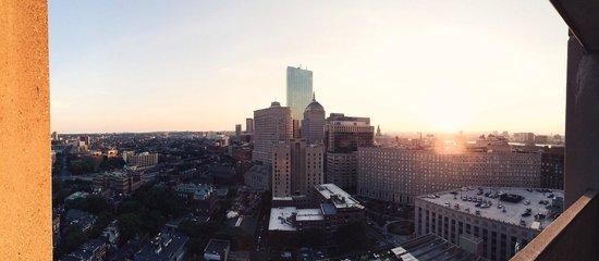 Revere Hotel Boston Common: View