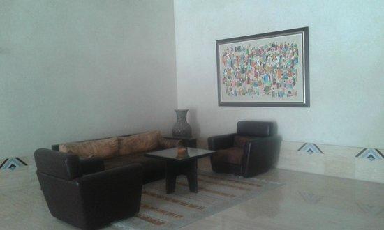 Atlas Essaouira & Spa: Salon