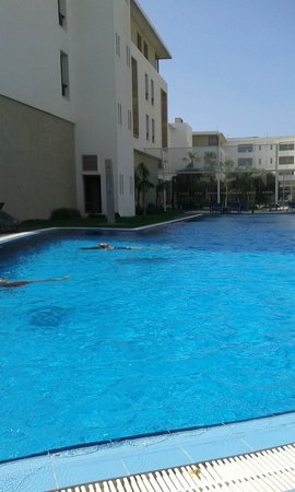 Atlas Essaouira & Spa: La piscine
