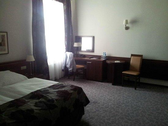 Rezydent Hotel : Camera