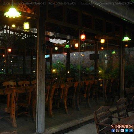 Kupu Kupu Barong: ห้องปรับอากาศ