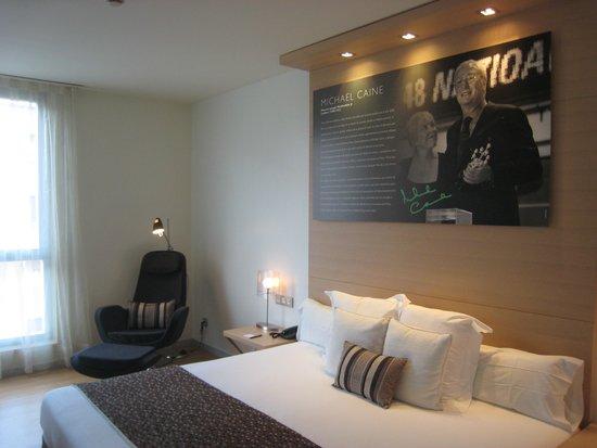Hotel Astoria 7: Chambre double standard