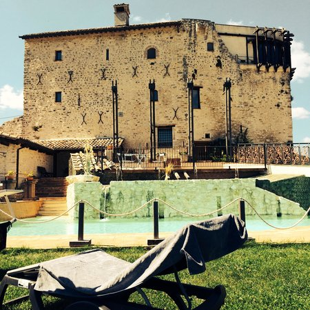 Castrum Resort Albergo Residenziale: Fiabesco