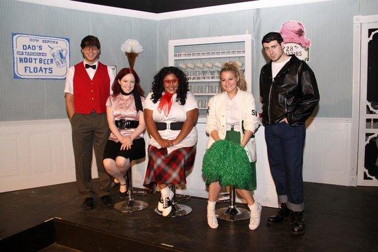 Carousel Music Theater: 2014 Cast