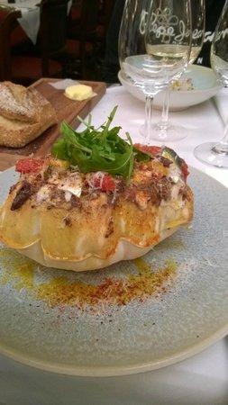 Brasserie Thoumieux : la pizza