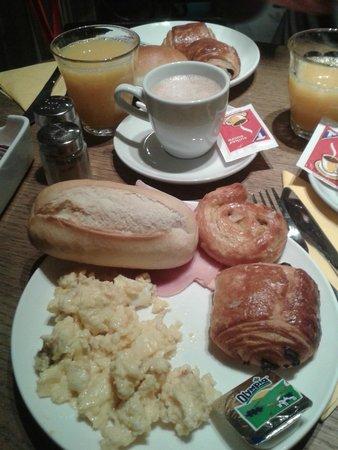 De Keyser Hotel: Ontbijt