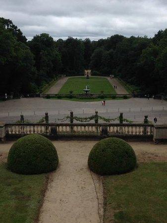 Orangerie im Park Sanssouci: 公園