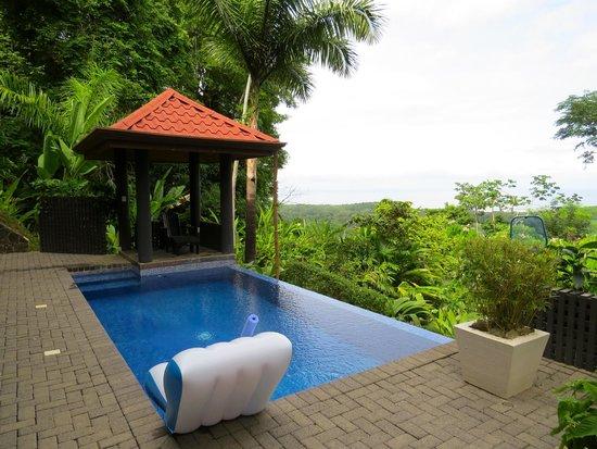 Paradise Breezes: Villa Exotica Pool