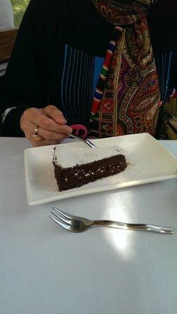 Lebed: le gâteau au chocolat à recommander