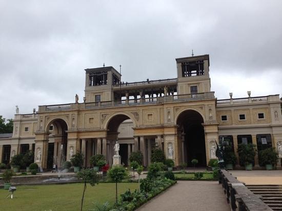 Orangerie im Park Sanssouci: 宮殿