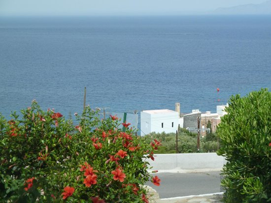 Elounda Ilion Hotel: View from room