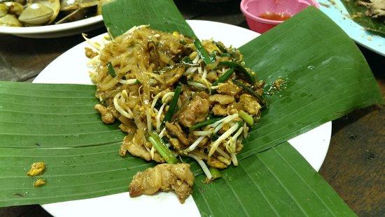 E-San Seafood: Phad Thai