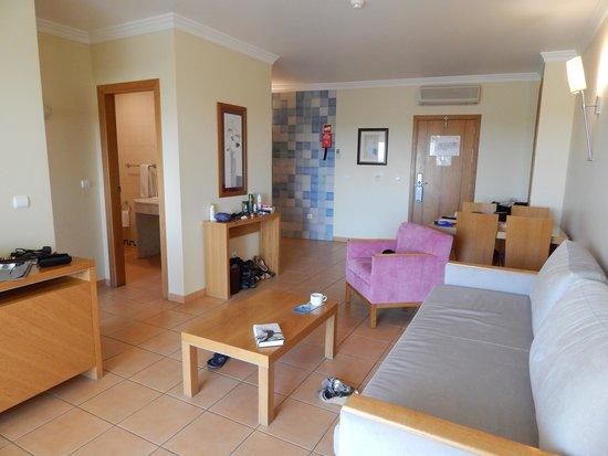Hotel-Apartamentos Dunamar : Lounge