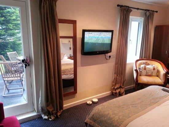 Damson Dene Hotel: Bluebell suite