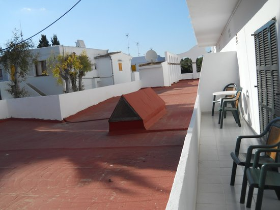 Gavimar Ariel Chico Club Resort: balcony room 214