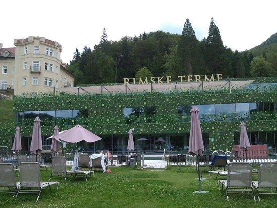 Rimske Terme Hotel: Hotel molto ben curato